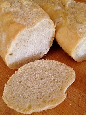 Tuscan Italian Bread