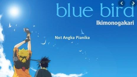 Not Pianika Ikimonogakari Blue Bird Ost Naruto Shippuden Share Not Pianika