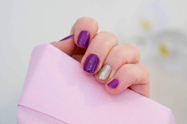 Violet Bliss odcień nr 129 Semilac