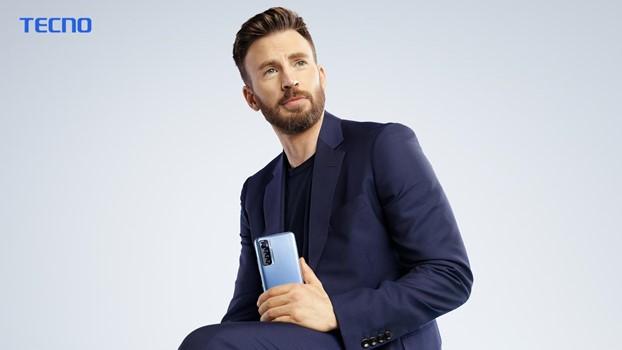 TECNO announces Chris Evans as its global brand ambassador