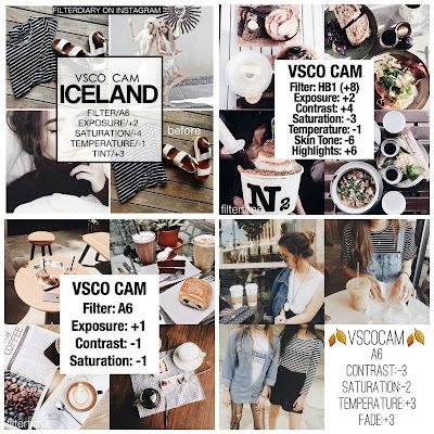 instagram thema