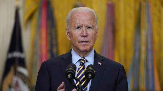 Taliban's havoc, Biden in a hurry to flee Afghanistan, deadline fixed