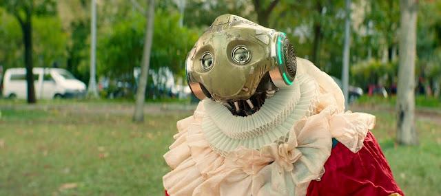 Mi Amigo Robot 720p latino