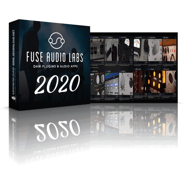 Fuse Audio Labs Plugins Bundle 2020.12 Full version