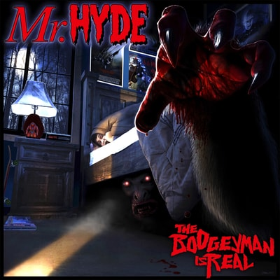 Mr. Hyde - The Boogeyman Is Real (2019) - Album Download, Itunes Cover, Official Cover, Album CD Cover Art, Tracklist, 320KBPS, Zip album