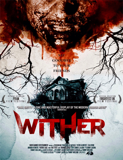 Ver Wither, posesión infernal (Vittra) (2012) Online