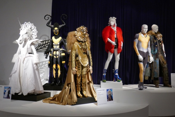 Jason In Hollywood Enjoying The 13th Art Of Television Costume Design Exhibition At Dtla S Fidm Museum