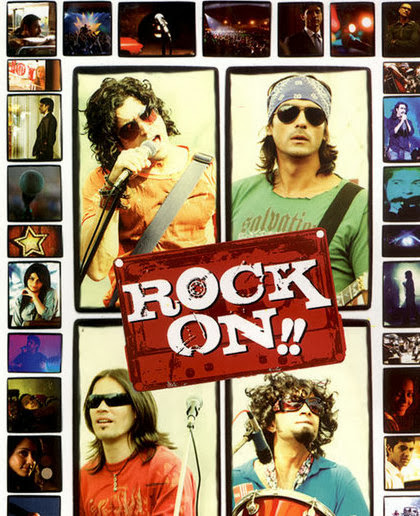 Rock On 2008 Hindi 480p BRRip 400mb