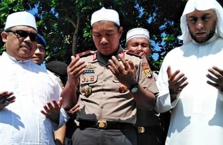 Umar Septono Ancam 'Parkir' Polisi yang Tak Netral saat Gelaran Pilkada