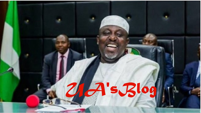Okorocha sworn in as senator
