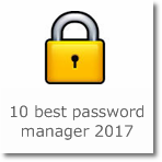 10 best password manager 2017