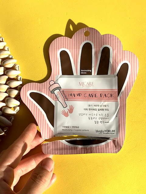 mjcare eldiven tipi el maskesi kullananlar