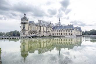 Ailleurs : Château de Chantilly, résidence des princes de Condé, destin architectural mouvementé