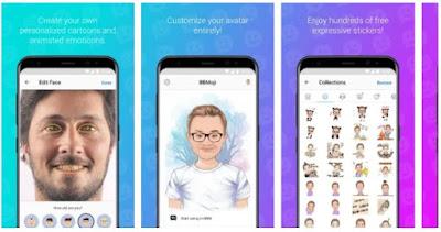Cara Mudah Bikin Emoji Wajah Sendiri Di Smartphone Kamu