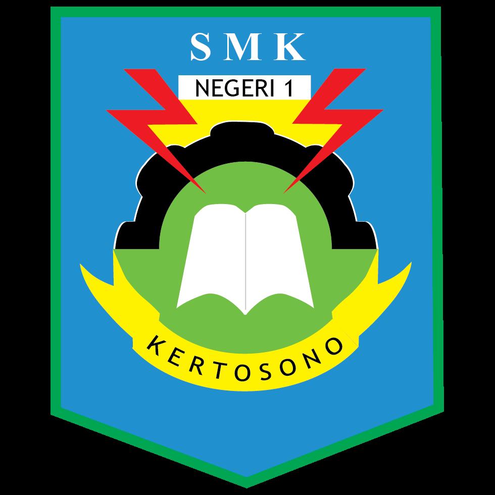 Logo SMKN 1 Kertosono PNG