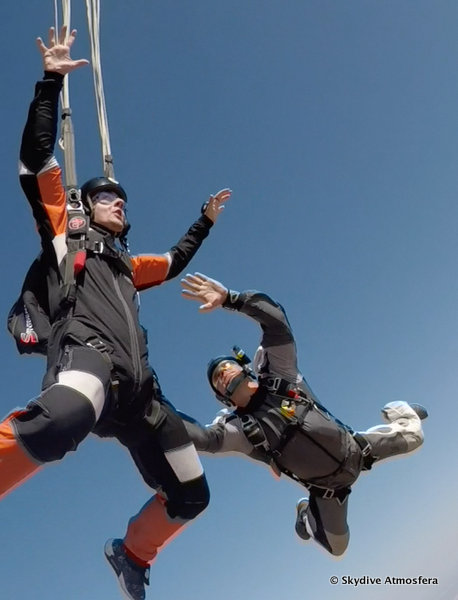aff skydiving course, aff spain, aff prices, aff course