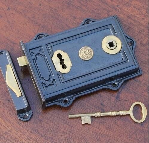 David Dangerous Victorian Door Handles And Rim Locks