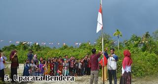 Upacara Bendera merupakan salah satu kegiatan unik yang rutin dilakukan jelang hari Kemerdekaan