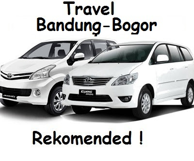 Travel Bandung-Bogor