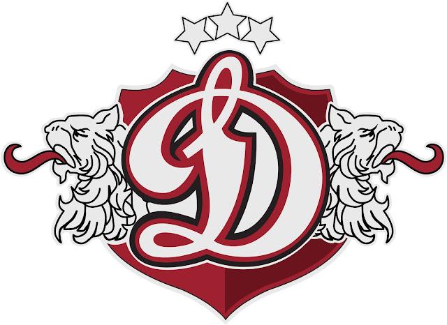 Логотип ХК Динамо Рига 2008