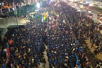 Jika Tuntutan Mahasiswa Tak Dipenuhi, Kekuasaan Jokowi Bisa Goyah