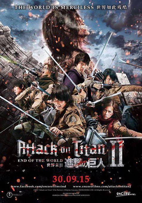 Attack On Titan Film 2 Stream