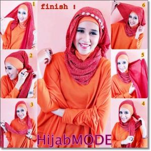 model hijab pashmina terbaru