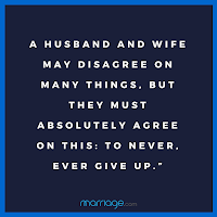 MARRIAGE AND HIGH EXPECTATION