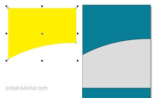 Langkah membuat desain laporan kegiatan:
