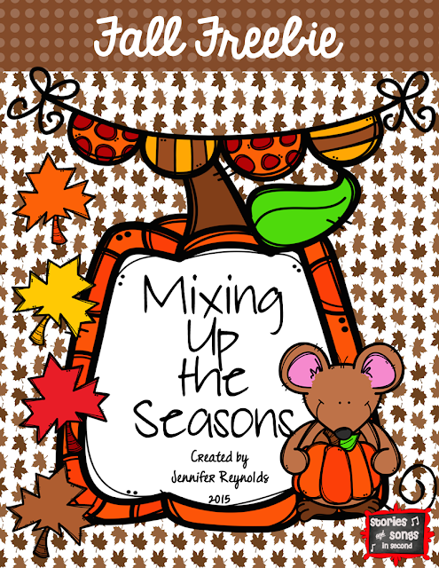 Fall Mixed Up is the perfect mentor text to get your students excited to read and write about fall! Celebrate the season with this beautifully illustrated and giggle-inducing mentor text!