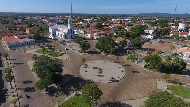 Campo Maior registra seu primeiro óbito por covid-19 em 2021 e casos confirmados já chega aos 2.836