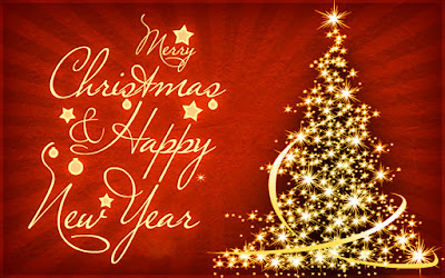 merry christmas and happy new year images 2020