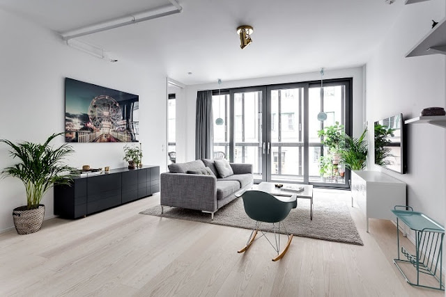 Thiết kế nội thất theo xu hướng thiết kế nhà phố đẹp 2020