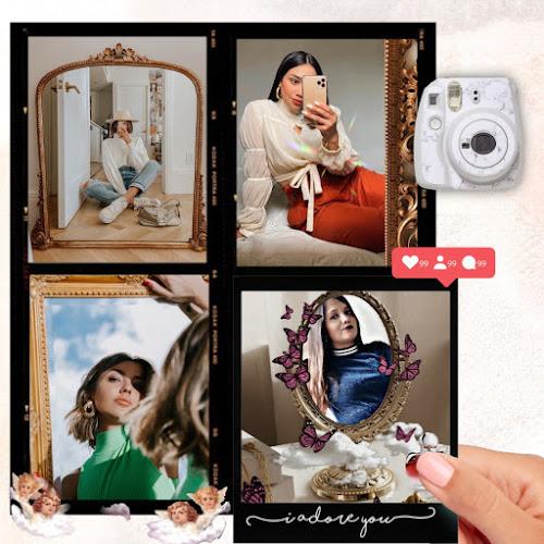 Fotografías con espejos