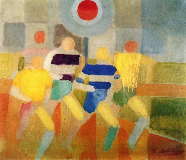 Arte Orphism Sonia And Robert Delaunay