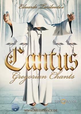 Cover da Library Best Service - Cantus v1.1 (KONTAKT)