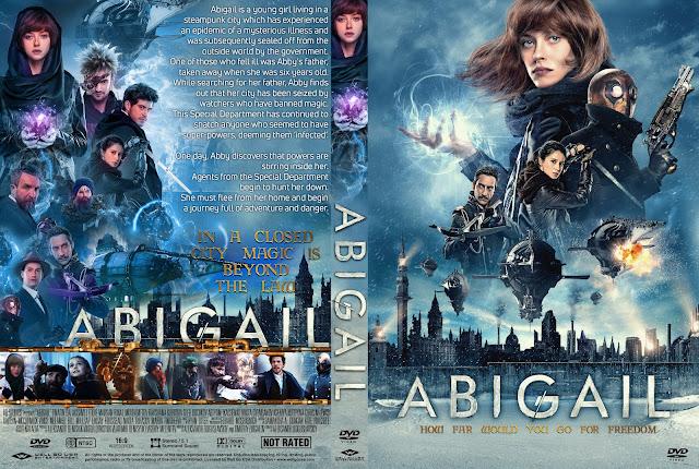 Abigail DVD Cover