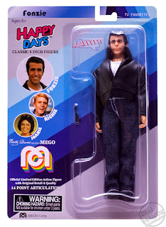 SDCC 2018 MEGO Target Exclusive Action Figures Happy Days Fonzie 001