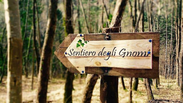 Sentiero degli Gnomi Bagni di Romagna - Travel blog Viaggynfo
