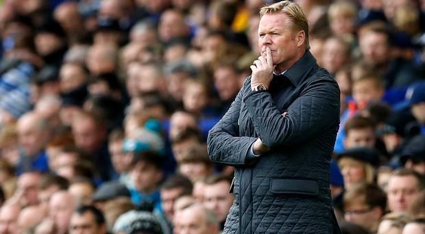 Everton sack Ronald Koeman (DETAILS)