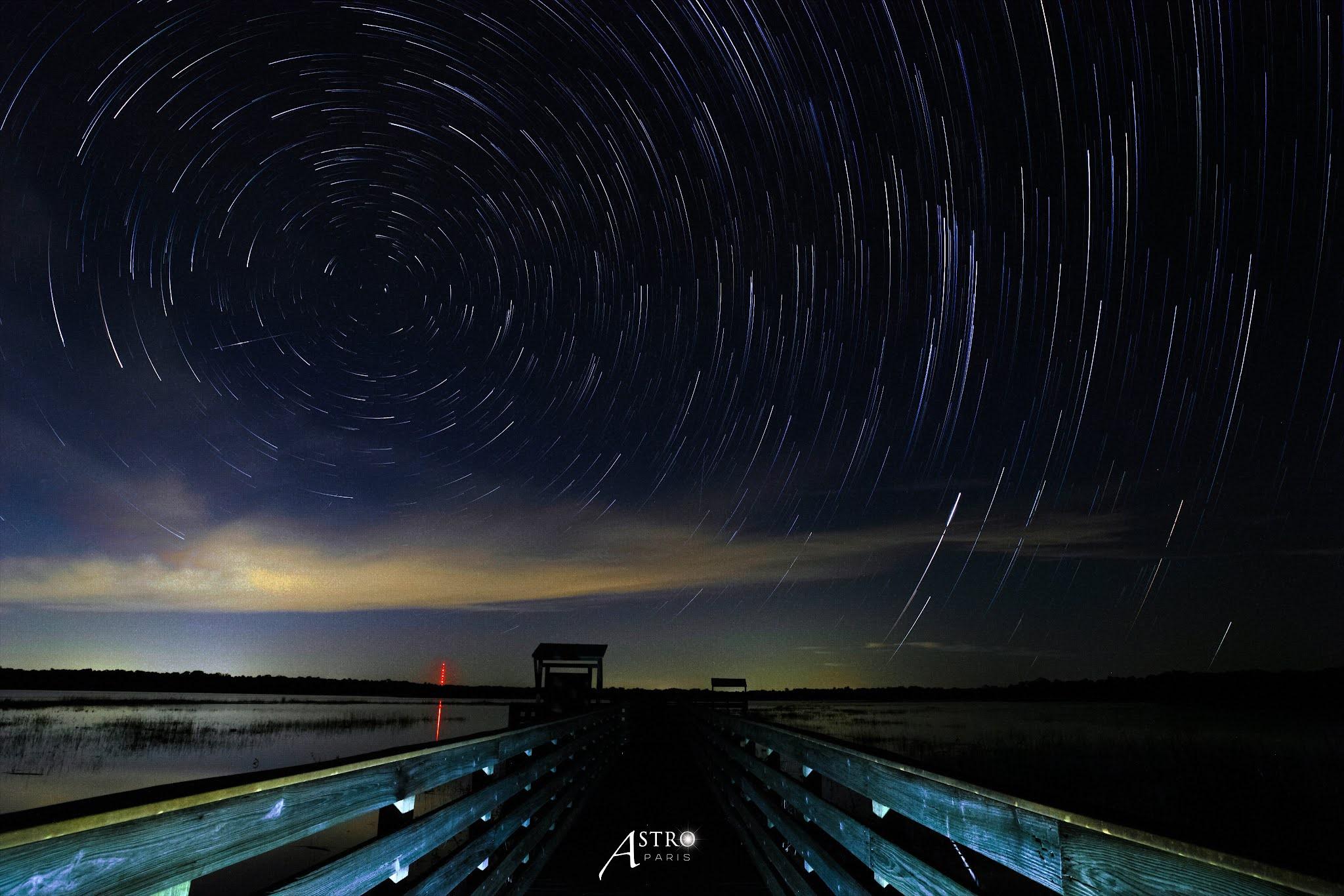 gambar hujan meteor perseids 2021