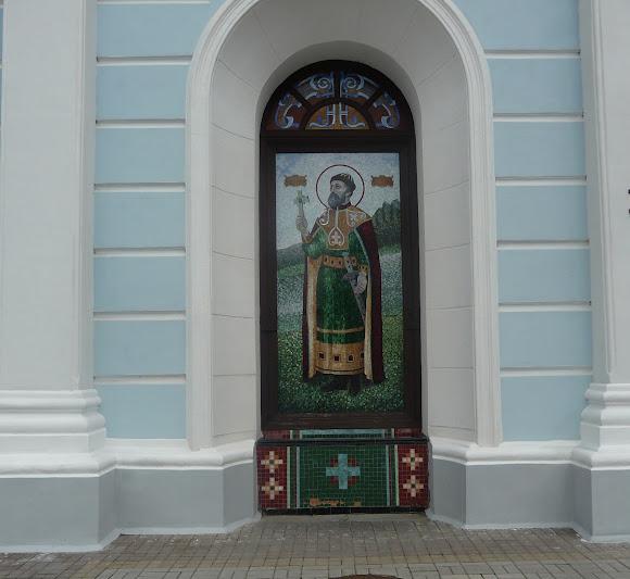 Сумы. Спасо-Преображенский собор. 1782 г. УПЦ М