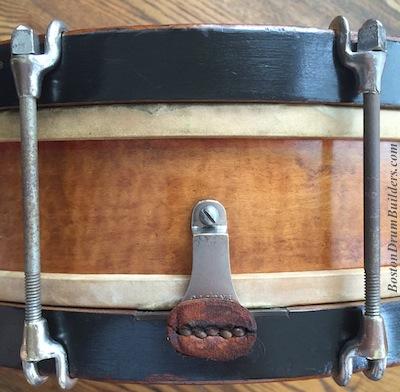 ca. 1905 Stromberg Artist Drum Snare Butt