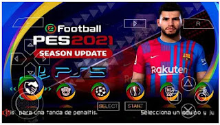 Download eFootball PES 2022 PPSSPP New Transfer & HD Graphics Real Faces