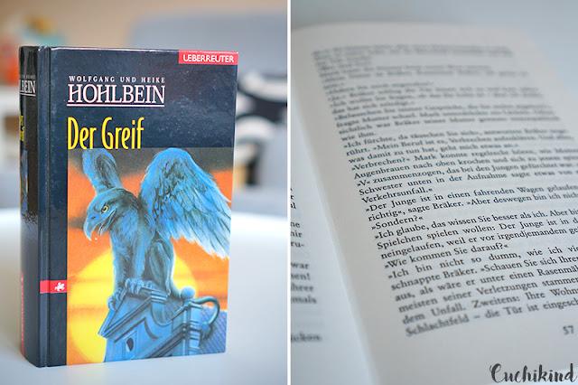 Der Greif von Wolfgang und Heike Hohlbein