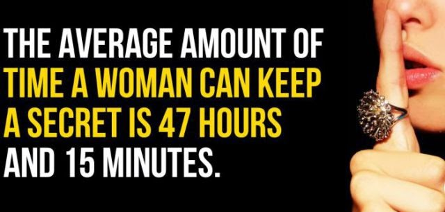 A Few Facts About Women That Will Definitely Enlighten You (27 Pics)