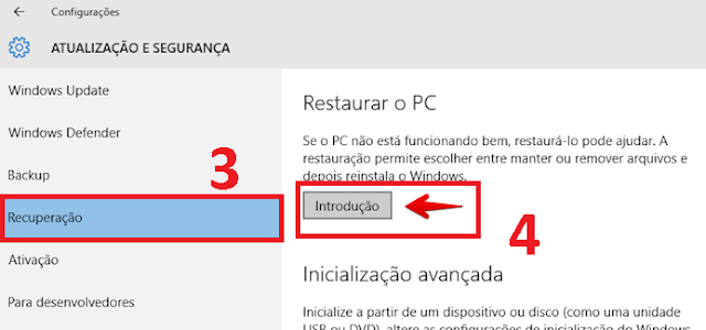 como formatar windows 10 facil