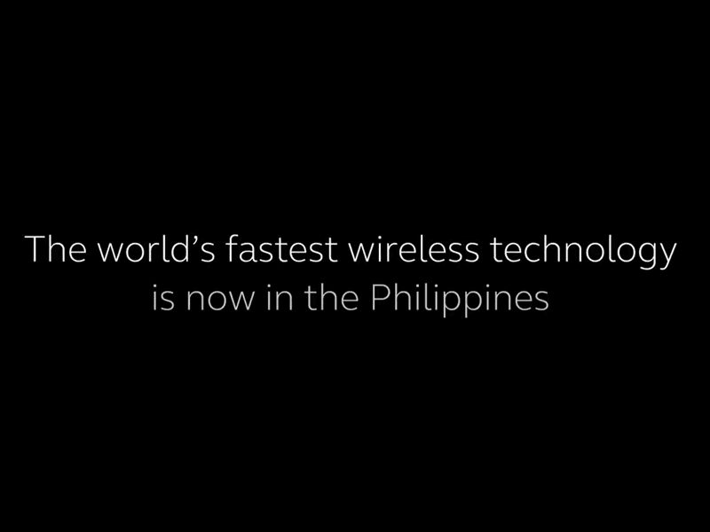 Did Globe just drop a teaser for 5G launch?