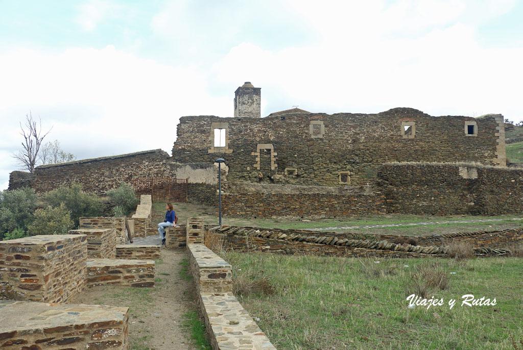 Convento de las Monjas comendadoras y mirador de Alcántara