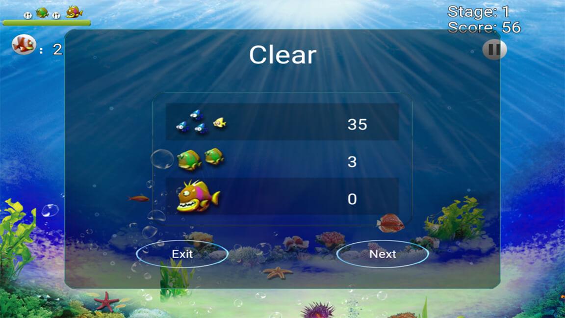 تحميل لعبة السمكة 3 للكمبيوتر